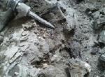 防水补漏施工实图