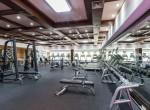 咸亨城健身房