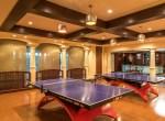 咸亨城乒乓球区