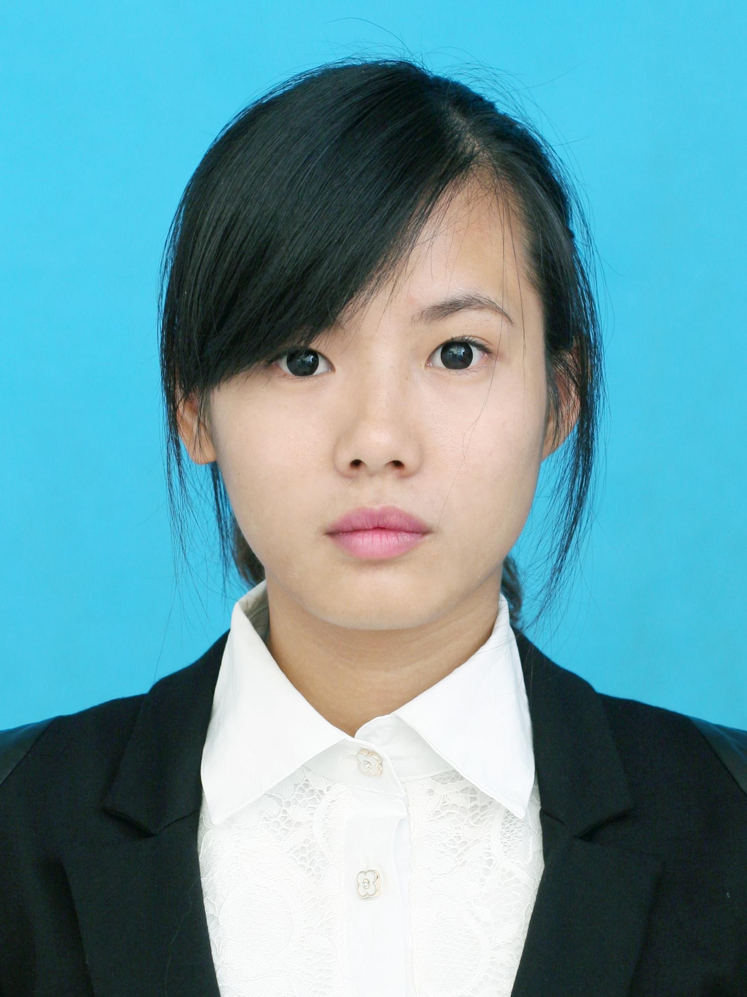 郑琼瑶的个人简历图片