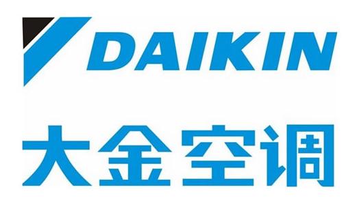 大金电机logo矢量图