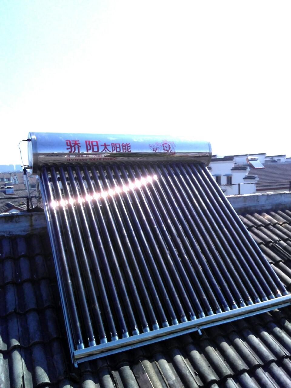 太阳能热水器安装,维修,拆迁
