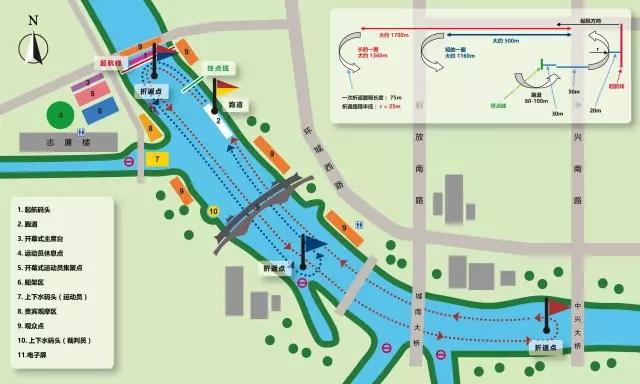 2017中国·绍兴皮划艇马拉松世界杯划出水城韵致