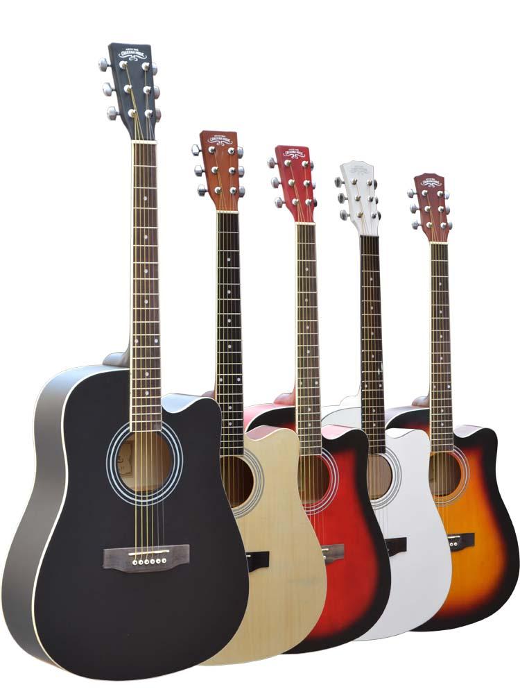 吉他!品牌多!性价比高!38寸-41寸!