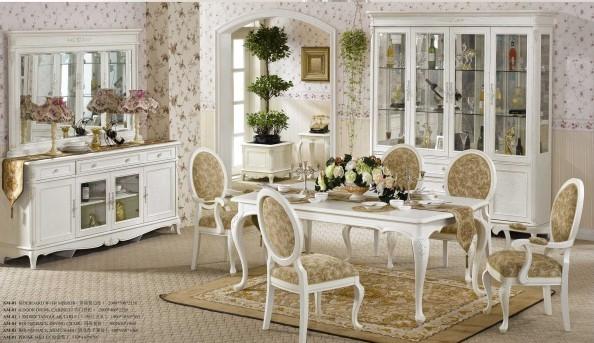 莎博尔家居 低调而奢华的欧式古典家居