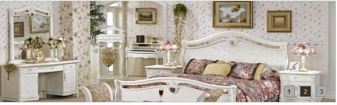 低调而奢华的欧式古典家居