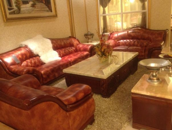 轩尼诗家居 沙发 餐台 电视机柜 欧式古典超越罗曼迪卡与亚振的家居
