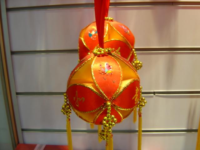 特色手工艺品绣球