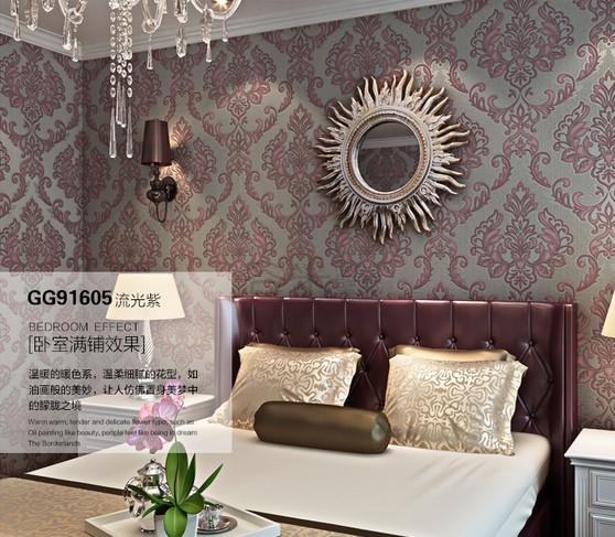 3d立体浮雕 卧室 客厅 电视墙 背景墙 无纺布壁纸