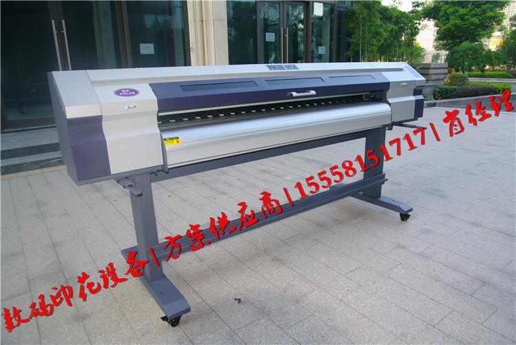 双头高速打印机工厂最新报价|国产数码印花设备