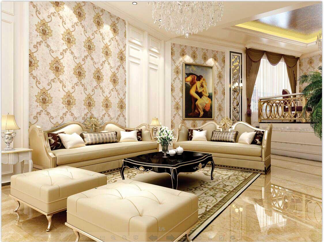 无缝刺绣墙布_上海义本建筑装饰材料有限公司