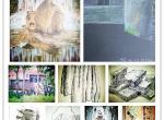 素描色彩  (素描基础、创想素描、色彩入门、水粉写生)  (适合9周岁以上)