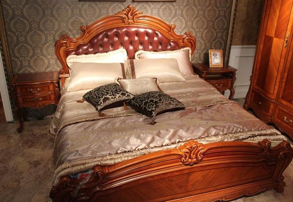 拓者设计吧欧式床头背景