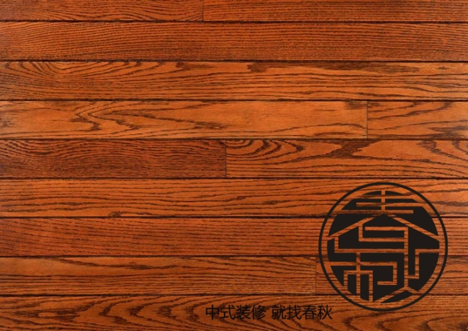 中式地面浮雕