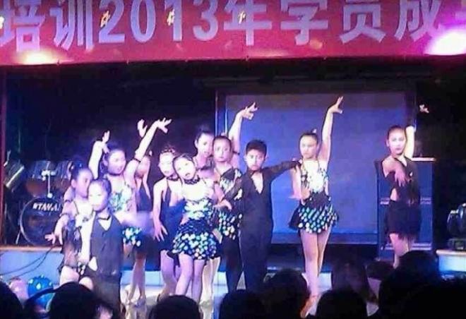 木兰舞蹈2013年学员汇报演出完美谢幕!