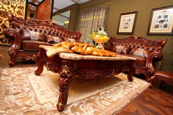 家具设计风格无疑是优雅生活的****理想代言 精工造坊 皮匠世家 欧式