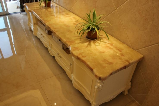 HANNESSY简欧合同全实木雕刻欧式古典家红木家具购玉石图片