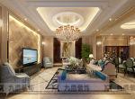 大滩六号院-欧式新古典装饰风格