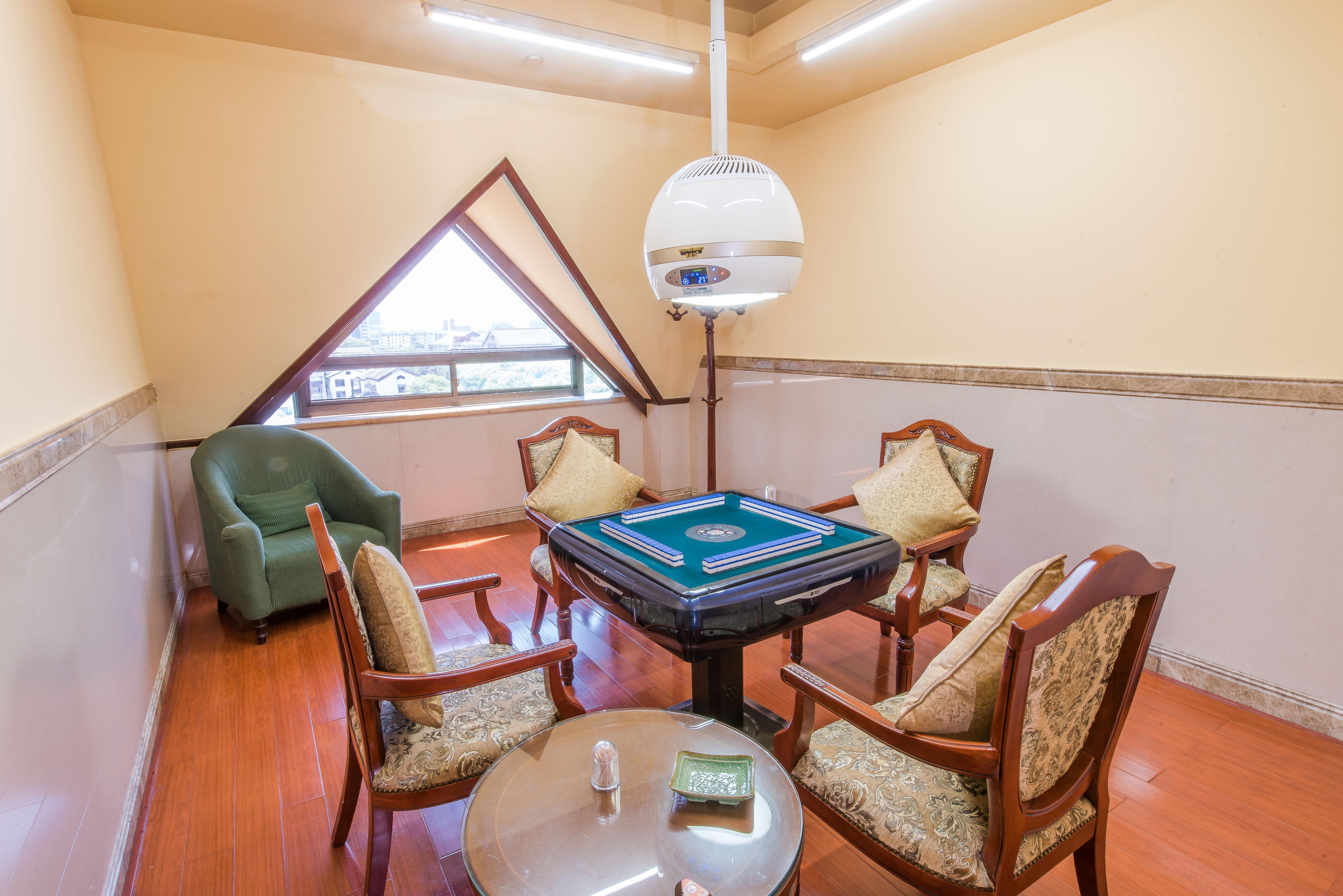 咸亨城棋牌室