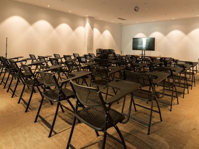 公司会议室环境
