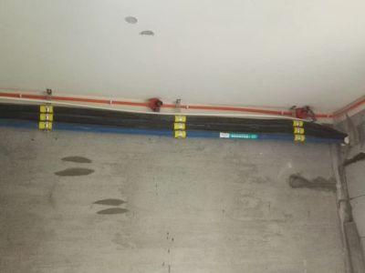 车站西路54幢304水电施工
